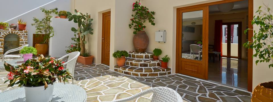 Margo Studios in Naxos