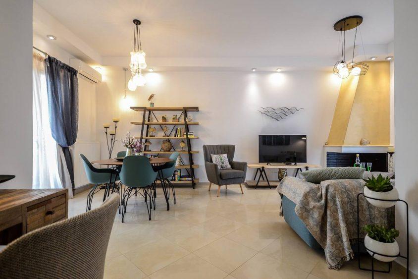My Island Residence in Naxos