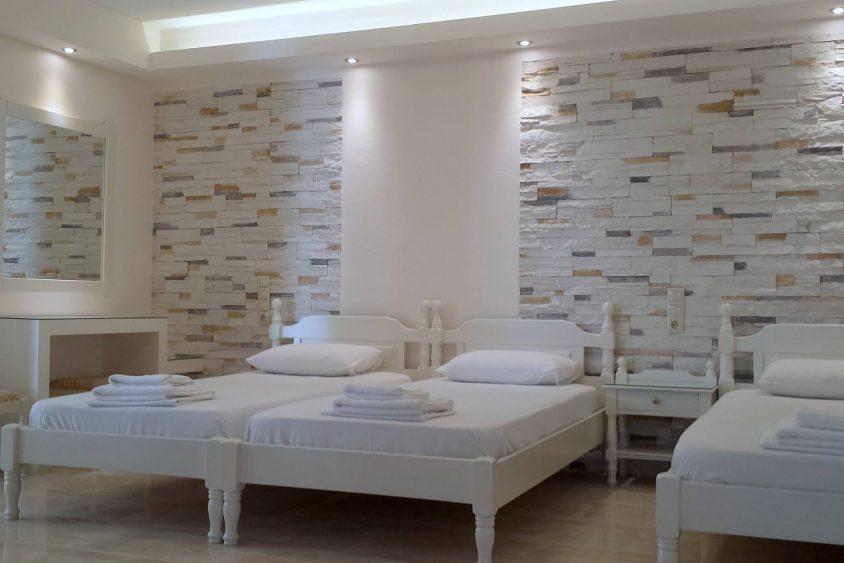 Margo Triple Rooms on Naxos Island